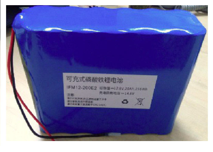 Car Battery Pack  Deep Circle Solar 12V LiFePO4 Battery Pack 12.8V 20AH