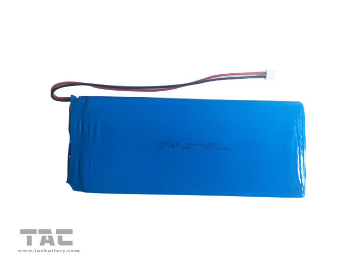 Lipo Polymer Lithium Ion Batteries 0865155 3.7V 8000mAh With PCB Pack
