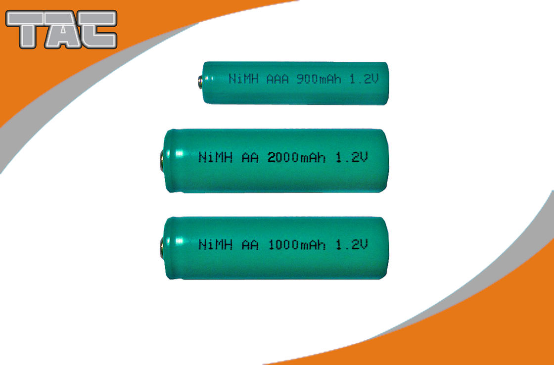 Ni MH Rechargeable Battery AA  AAA C D 9V From Philips Supplier