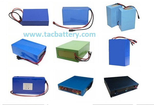 12 Volt Lithium Battery 12.8V 18Ah IFR26650 4S6P Battery Pack For Solar System